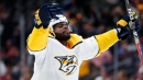 Predators clinch playoff spot with win over Avalanche