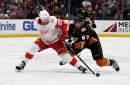 Duck, Duck, Lose: Wings Downed 4-2 as Skid Hits Nine