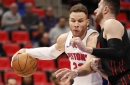 Portland Trail Blazers vs.Detroit Pistons Preview