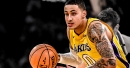 Kyle Kuzma records most 3-pointers in a season by a Lakers rookie