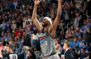 The Gauntlet: Oklahoma City Thunder's race to the NBA Playoffs.