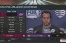 Erik Spoelstra: It's fitting this trip ended with a defensive stop