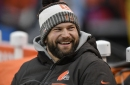 Joe Thomas takes out full-page ad in The Plain Dealer to thank Cleveland