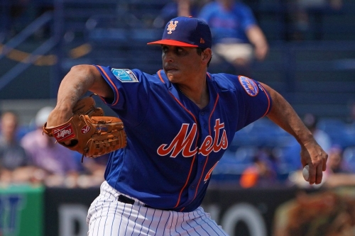 Mets Morning News for March 17, 2018