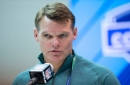 Colts trade No. 3 overall pick to Jets for No. 6, 3 second rounders