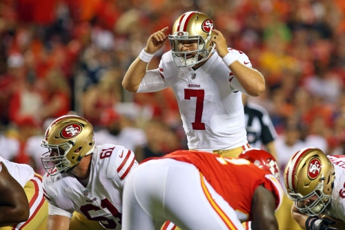 Bengals sign Matt Barkley to a 2-year contract