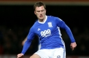 Birmingham City injury woes continue as midfielder limps off against Hull City