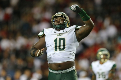 NFL Draft prospect to know: Deadrin Senat, DT, South Florida