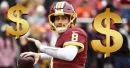 Kirk Cousins $6 million incentives triggered by Super Bowl MVP and more