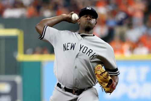 Yankees name Luis Severino Opening Day starter