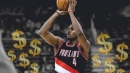 Maurice Harkless once again in line for $500,000 bonus for 3-point shooting