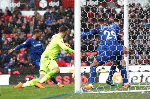 Stoke City 1, Everton 2: Angry fans now resigned to relegation after damaging home defeat