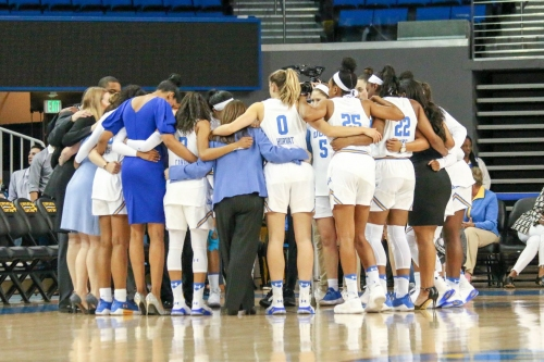 2018 NCAA Women's Tournament: #3 UCLA Meets #14 American U. for the First Time