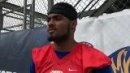 Memphis' David Moore on the upcoming QB battle this spring