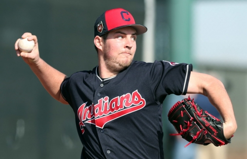 Make that a double(header) for St. Patrick's Day: Cleveland Indians' spring training lineup