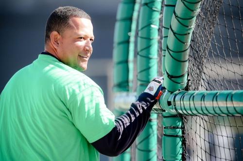 Miguel Cabrera hits 1st HR of spring; Detroit Tigers beat N.Y. Yankees