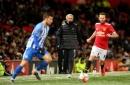 Manchester United 2-0 Brighton highlights and reaction as Nemanja Matic and Romelu Lukaku score