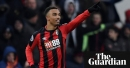Bournemouth's Junior Stanislas sends West Brom towards brink with late goal