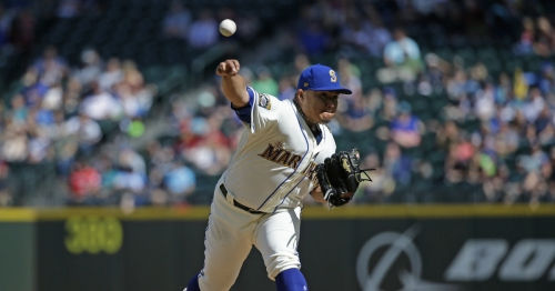 Erasmo Ramirez's return to the Mariners could be pushed back a week or two
