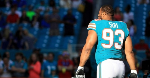 Ndamukong Suh leaves Saints after visit, headed to Titans