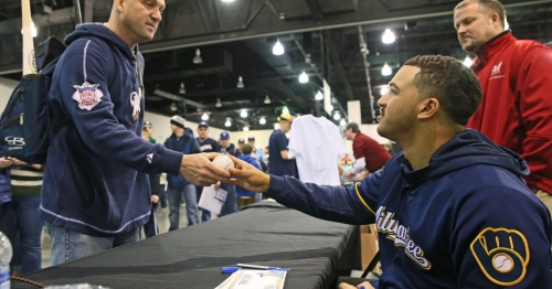 Brewers prospect Trent Grisham changes name, seeks to write a new chapter in 2018