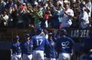 Cubs, Indians meet in final Big League Weekend at Cashman Field