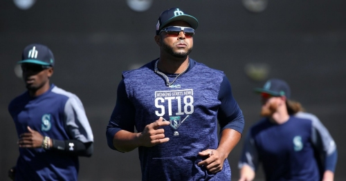 Add Nelson Cruz and Andrew Romine to the already long list of injured Mariners