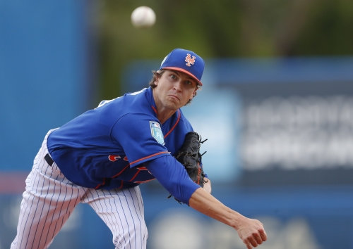 DeGrom won't pitch Opening Day, but Mets know he deserves it