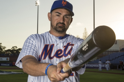 Adrian Gonzalez didn't come to the Mets to imitate anyone else