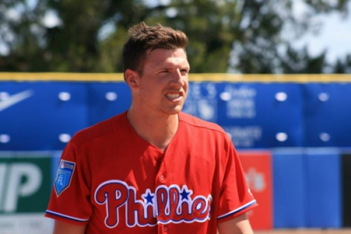 Phillies beaten by long ball in loss to Yankees