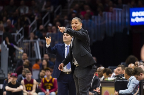 Will there be coaching changes for the Cavs this summer?