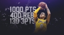 Kyle Kuzma first rookie in NBA history to record 1,000 points, 400 rebounds, and 130 made three-pointers