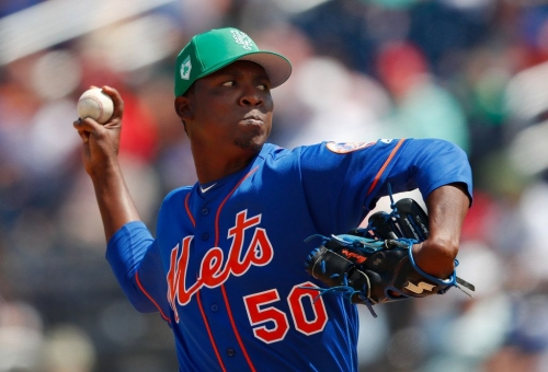 Mets could trade Rafael Montero before the season starts