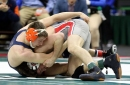 NCAA Wrestling Championships Day 1 Recap: Only Isaiah Martinez Advances