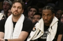 """Gasol on Leonard: """"honor people's ethics and morals and desire to play"""""""