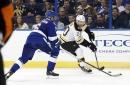 LINES: Bruins at Lightning 3/17/17