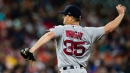 Red Sox Knuckleballer Steven Wright Indicates Possible Return By Opening Day