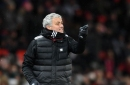 Some Manchester United players were scared vs Brighton claims Jose Mourinho