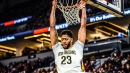 Anthony Davis moves past David West for most field goals made in franchise history