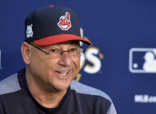 Terry Francona's NCAA misery had company, and five other things from Indians-Cubs