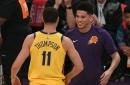 Open Thread: Phoenix Suns (19-51) vs. Golden State Warriors (52-17)