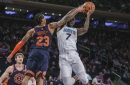 Knicks 124, Hornets 101: Scenes from a rare Knicks victory