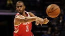 Rockets' Chris Paul becomes fourth player in NBA history to record 8,000 assists, 2,000 steals