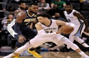 Brooks, Evans shoot Grizzlies out of 19-game losing streak