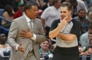 Watch Alvin Gentry's epic rant following Pelicans' loss to Houston