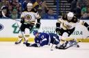Lightning shut out in showdown against Bruins