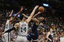 San Antonio Spurs vs. Minnesota Timberwolves, Final Score: Spurs leapfrog Timberwolves, 117-101