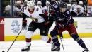 Nutivaara's second-period goal lifts Columbus past Senators