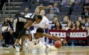 Texas A&M hopes to end reign of defending champ UNC