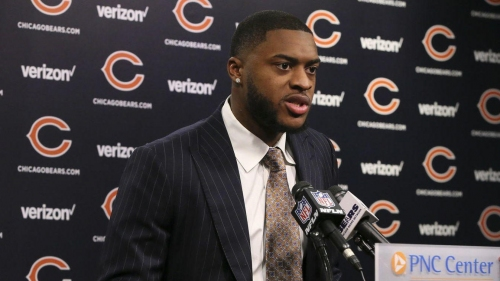 Allen Robinson's comeback trail leads to Bears but his arrival awaits